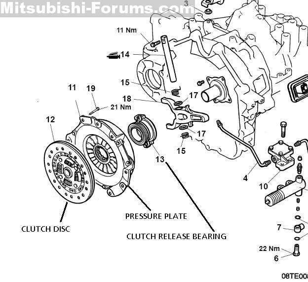 Wiring Diagram Pdf  2002 Mitsubishi Engine Diagram Clutch