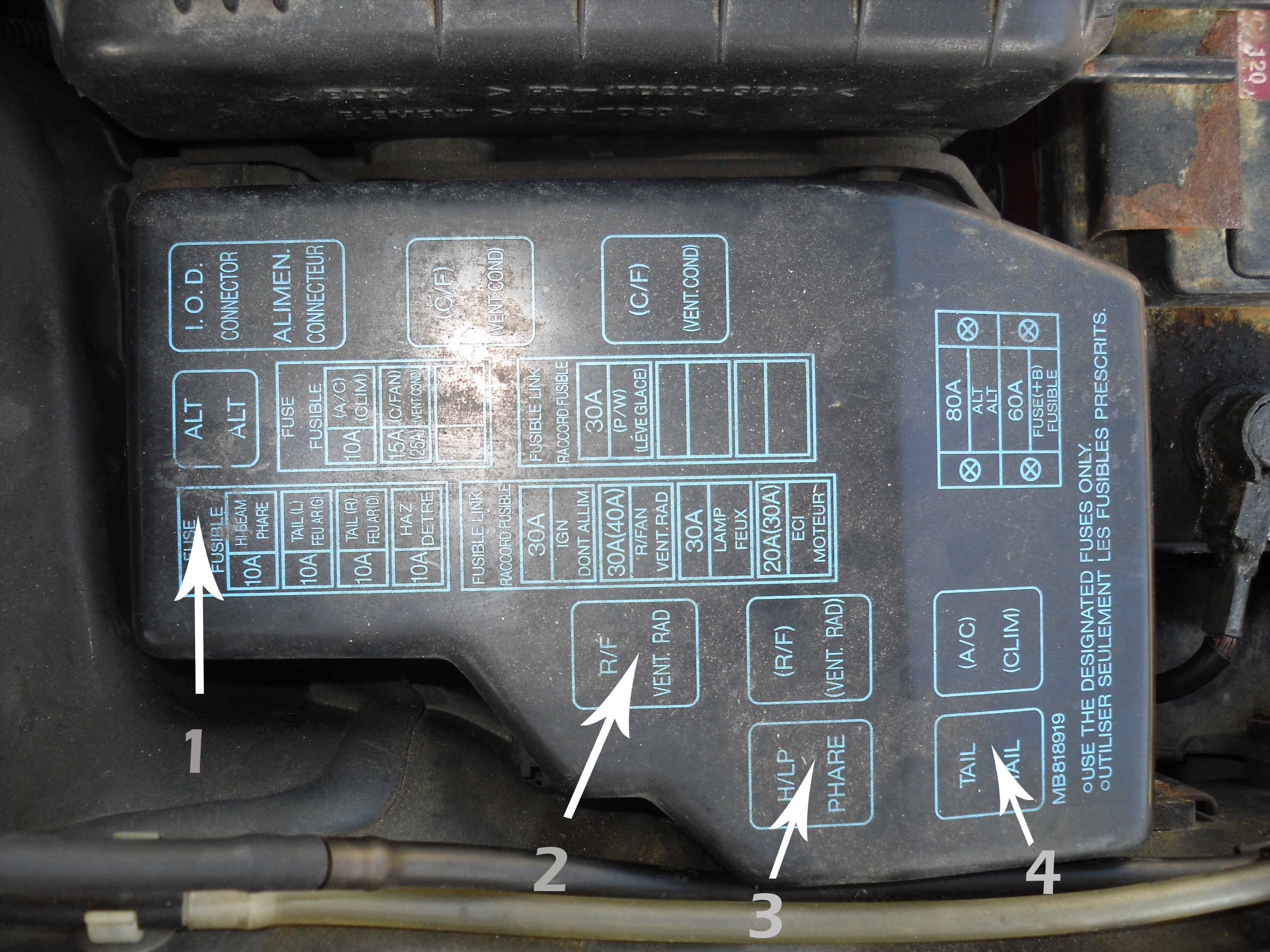 [FPWZ_2684]  Which Relay In The Picture Is For Fuel Pump? | Mitsubishi Forums | Mitsubishi Space Wagon Fuse Box Location |  | Mitsubishi Forums