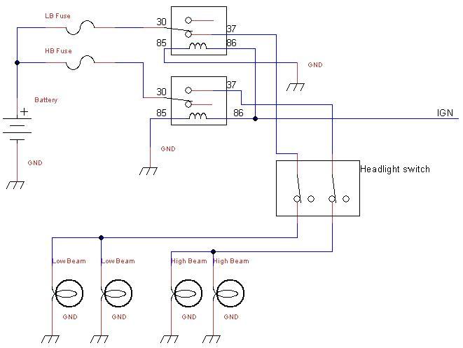 Automatic Headlight Wiring | Mitsubishi ForumsMitsubishi Forums
